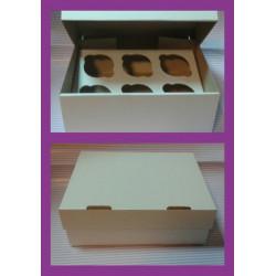Коробка для кексів 6...
