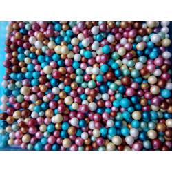 Перламутрові кульки 5 мм,...
