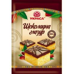 Шоколадна глазур, 100 г