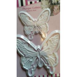 Метелики більші, вирубки +...