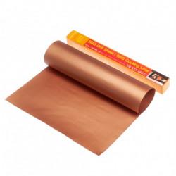 Тефлоновий килимок коричневий