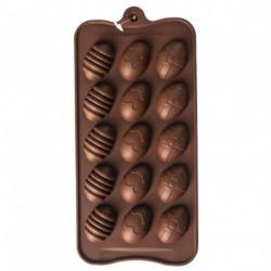 Яєчка, форма для цукерок