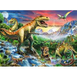 №452, Динозаврики. Вафельні...