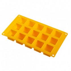 15 кубиків, форма силіконова