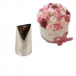 №127, насадка пелюстка троянди